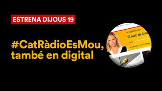 Catalunya Ràdio estrena un nou disseny del web