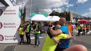 L'Equip 92 passa amb nota la Marató!
