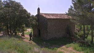 Ermita a prop de Sant Vicenç de Castellet
