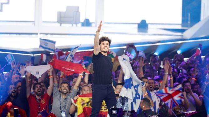 """Espanya perd sis punts del seu resultat a Eurovisió per un """"error humà"""" (Reuters)"""