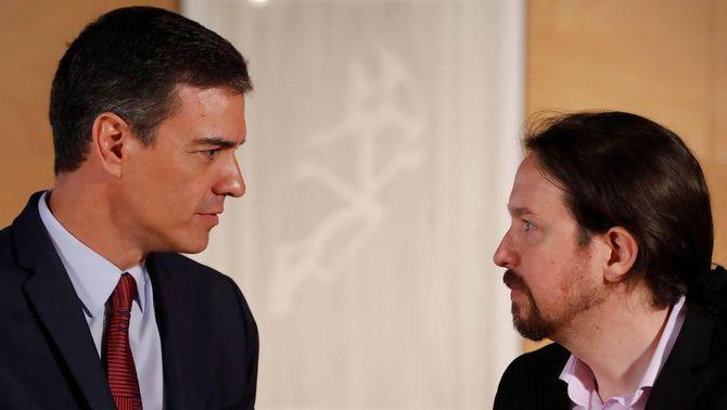 """Sánchez dona per trencades les negociacions: """"Les va trencar Iglesias divendres"""""""
