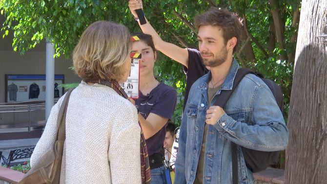 """L'spin-off """"Merlí: Sapere aude"""" amb Carlos Cuevas acaba el rodatge"""
