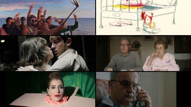 """Els curts del programa especia sobre el Filmets del """"Curtcircuit 33"""""""
