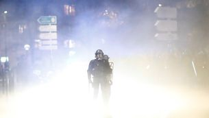 L'article més polèmic de la llei prohibeix la difusió de les actuacions policials (Reuters/Stephane Mahe)