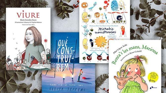 Llibres infantils i juvenils per entendre el coronavirus i gestionar les emocions