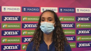 """Maria Vicente: """"Si em classifico per a l'Europeu, aquest salt el faré vàlid"""""""