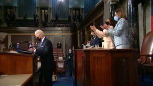 """Biden reivindica una nova era de """"big government"""" i presenta plans milionaris d'intervenció estatal"""