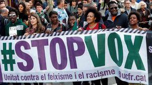 L'extrema dreta contra les dones, impune i organitzada
