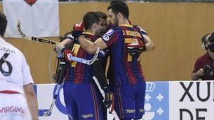 Barça-Liceo, final de la Copa del Rei d'hoquei patins
