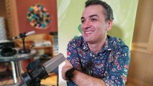 """Josep Colomé: """"Els intèrprets vivim la dualitat de ser vulnerables i forts respecte al públic"""""""