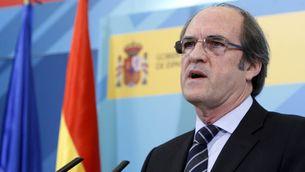 El ministre d'Educació, Ángel Gabilondo, en una imatge d'arxiu (Foto: EFE)