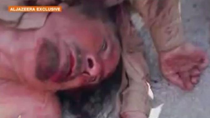 El nou govern libi anuncia la mort de Gaddafi quan intentava fugir de Sirte