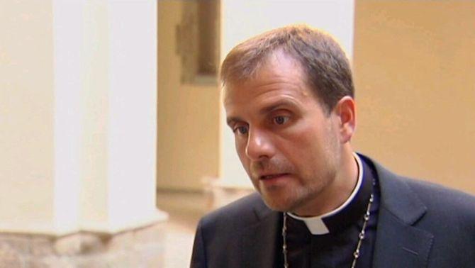 El bisbe de Solsona, Xavier Novell, en una imatge d'arxiu.