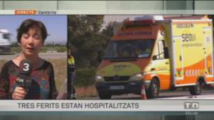 Telenotícies Barcelona 13/04/2015