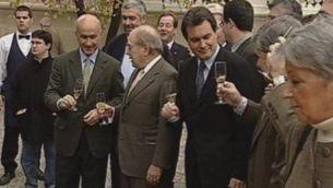 Biografia política de Duran Lleida