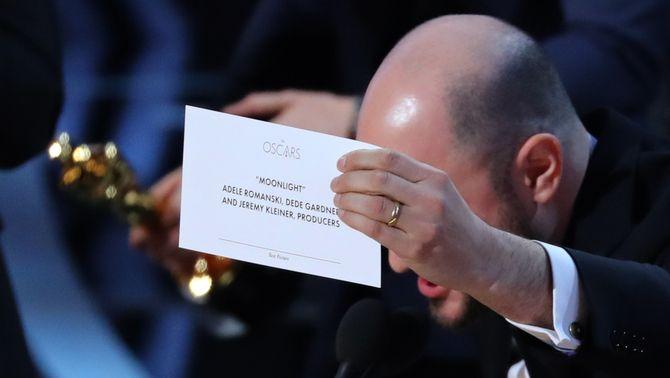 Oscars 2017: Els premiats de la nit