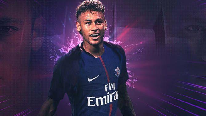 El PSG fa oficial el fitxatge de Neymar per a les pròximes cinc temporades