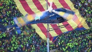 L'espai aeri de Barcelona, tancat pel govern de Madrid fins després de l'1-O