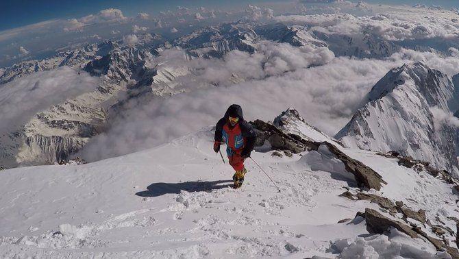 Mor Sergi Mingote en un accident al K2