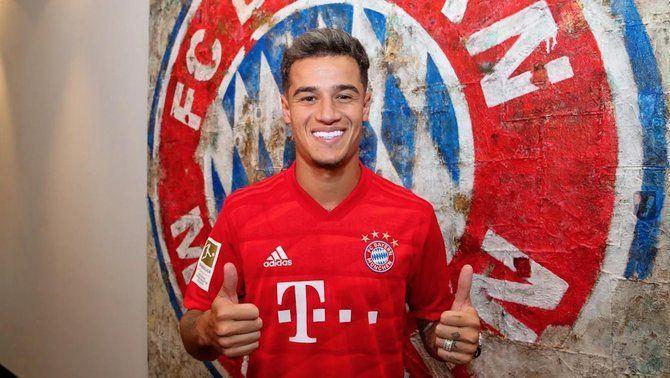 La cessió de Philippe Coutinho al Bayern de Munic ja és oficial