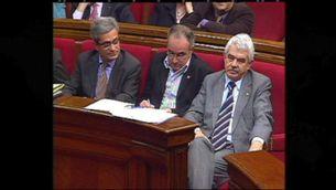 La història de les mocions de censura al Parlament