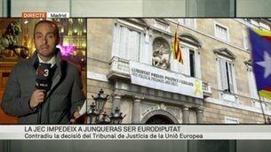 La JEC impedeix a Junqueras ser eurodiputat