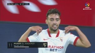 Resum del Sevilla-Celta (4-2)