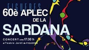 Cartell del 60è Aplec de la Sardana de Figueres