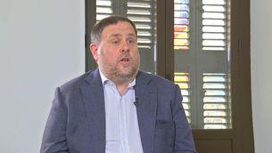 Entrevista Oriol Junqueras