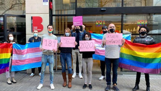 LGTBI-fòbia: creixen molt les denúncies però gairebé cap acaba en condemna o sanció