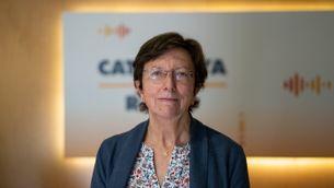 La secretària de Salut Pública, Carmen Cabezas, a Catalunya Ràdio