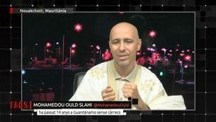 """Mohamedou Slahi: """"El terrorisme no hauria de ser delicte en cap país democràtic"""""""