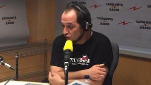 David Fernàndez, de la CUP