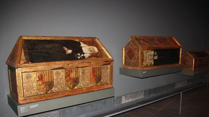S'exhaureix el termini donat per la jutge d'Osca per retornar les 97 peces d'art de Sixena, a l'Aragó