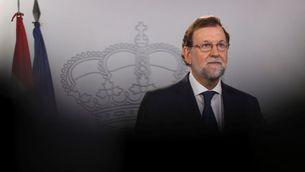 Rajoy anunciat aquest dijous la impugnació davant del TC del referèndum català (Reuters)