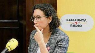 Marta Rovira des de Ginebra, entrevistada per Mònica Terribas