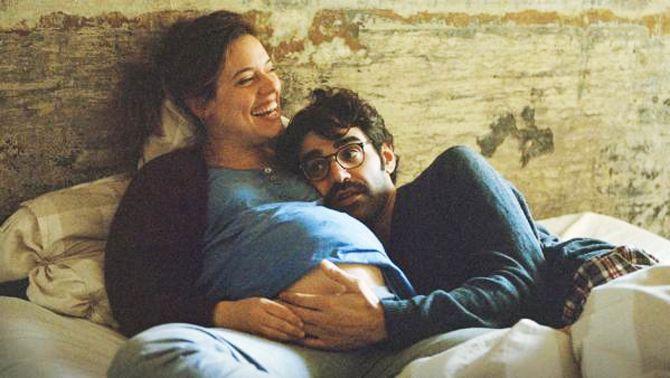 """Maria Rodríguez Soto i David Verdaguer a """"Els dies que vindran"""""""