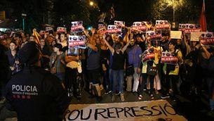 """Els CDRs es desmarquen d'accions violentes: """"Sempre ens hem basat en la desobediència civil no-violenta"""""""