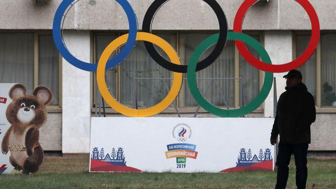 Rússia, castigada amb 4 anys sense prendre part en cap competició internacional