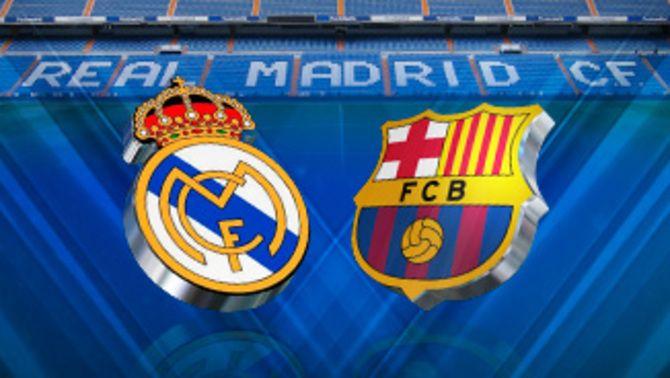 Madrid-Barça, la Lliga en joc, en directe