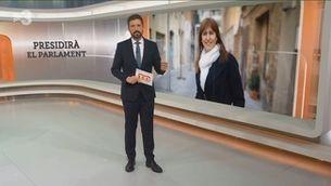 Telenotícies vespre - 11/03/2021