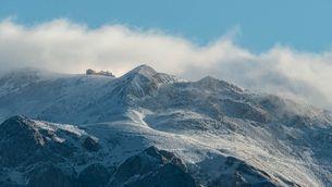 Diumenge, sense canvis: sol, vent i neu a la vall d'Aran