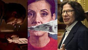 "Imatges de les sèries documentals ""Stieg Larsson"", ""Nevenka"" i ""Pretend it's a city"""