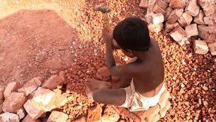Els infants també són víctimes dels treball forçós