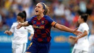 """Alexia Putellas: """"La final ens arriba en el moment perfecte"""""""