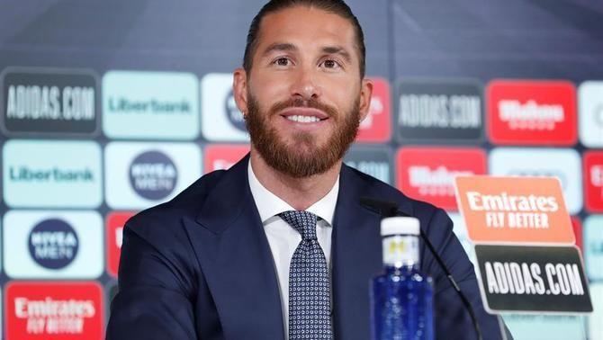 El no rotund de Sergio Ramos al Barça