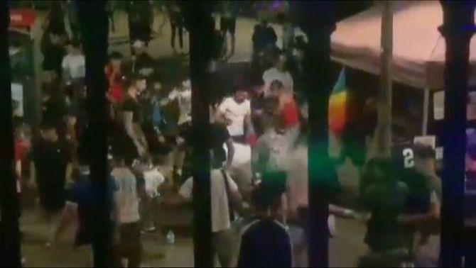Denuncien una agressió homòfoba durant la festa major de Terrassa
