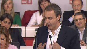 Zapatero no tornarà a ser candidat