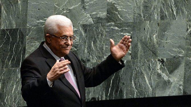 L'ONU aprova el reconeixement de Palestina com a nou estat observador