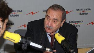 Eliseu Climent, en una entrevista a Catalunya Ràdio.